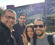 After a tour of Google/ Trip to Silicon Valley (2)