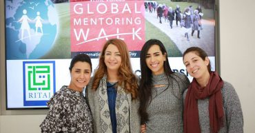 Global Women Mentor Walk