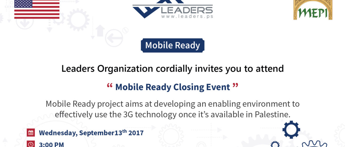 Mobile Ready Closing Event
