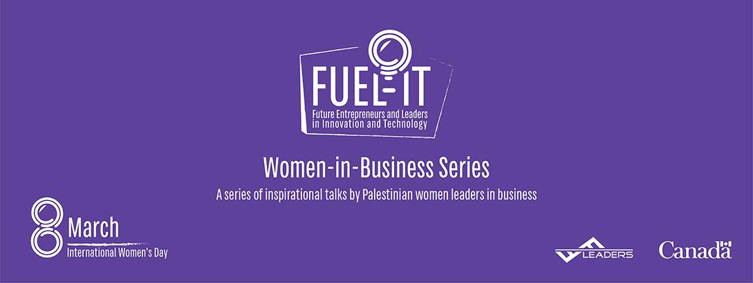 FUEL-IT Women-in-Business Series